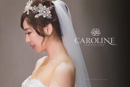 婚禮新娘造型 / Sophia