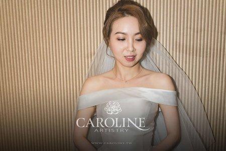 婚禮新娘造型 / Cathy
