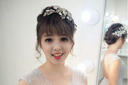 凱琪新娘秘書-高雅新娘造型