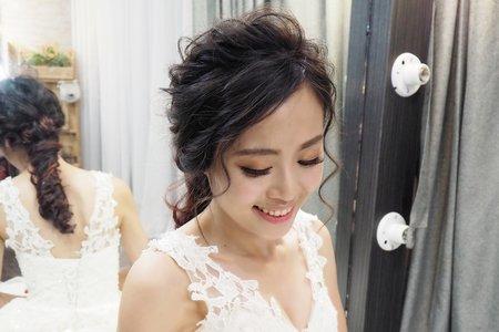 凱琪新娘秘書-韓式新娘造型