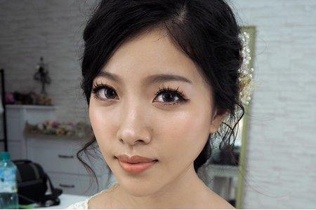 凱琪新娘秘書-韓風新娘造型