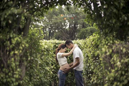 D.JALEN-好孕 孕婦寫真