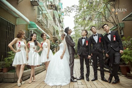 D.JALEN 婚禮攝影 *育&慈*