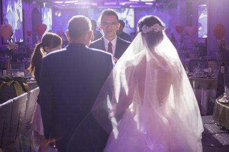 D.JALEN 婚禮攝影 *紳&梅*