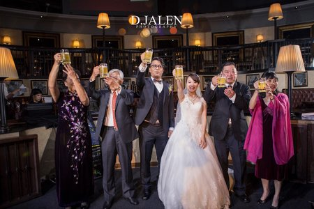 D.JALEN 婚禮攝影 *D & W*