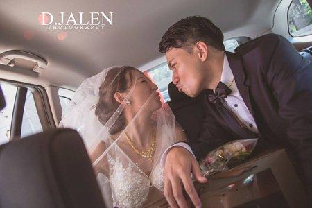 D.JALEN 婚禮攝影 * 順 & 靜 *