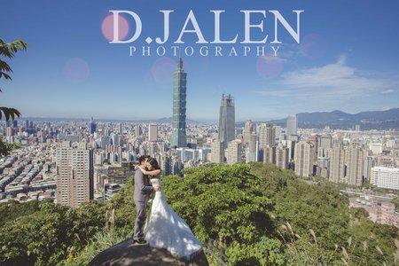 D.JALEN 玩樂婚紗 * A & E *