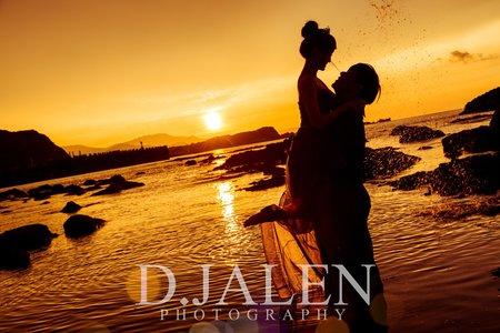 D.JALEN 玩樂婚紗 *U & P*