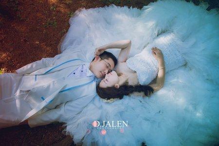 D.JALEN 玩樂婚紗 *F & C*