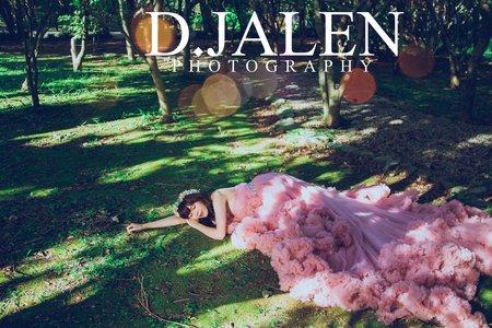 D.JALEN 玩樂婚紗 *N & Y*