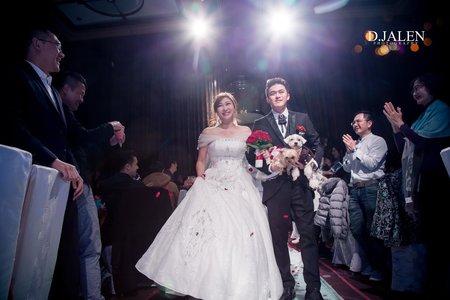 *婚禮紀錄* L & J