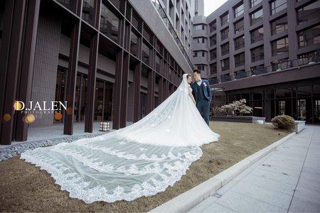 *婚禮紀錄* W & K
