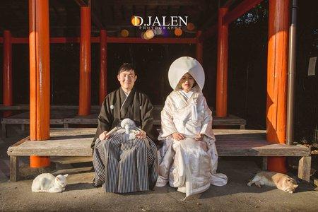 *日本婚禮紀錄* M & J