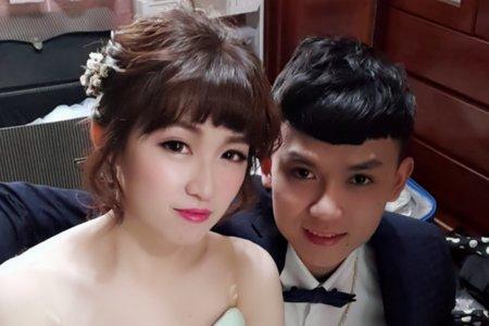 韋閎&亦琦  結婚