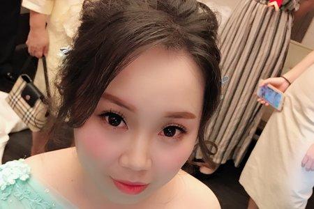 岳興&巧亭 結婚2