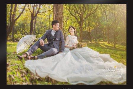 自助婚紗|明哲&子寧