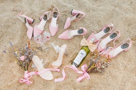 墾丁夏都沙灘婚禮|Zoe & Jean