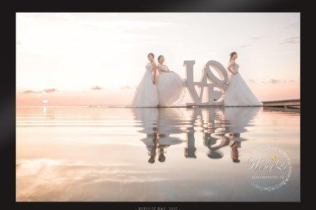 閨蜜婚紗|Kristy, Natalie & Ring