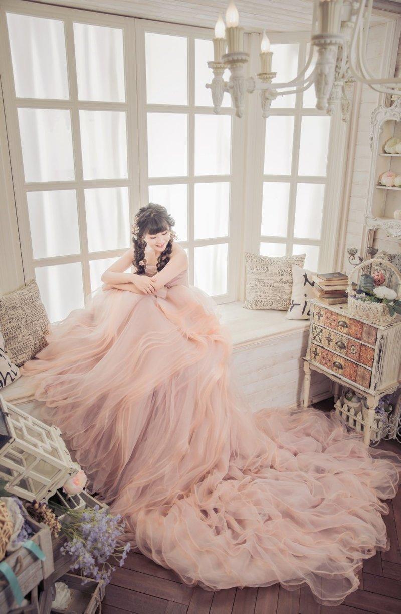 單妆.自助婚紗作品
