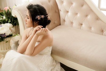 #韓式婚紗#