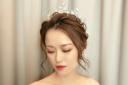 *新娘造型