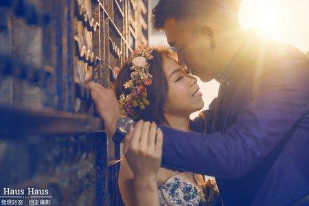 網路限定-自主婚紗攝影