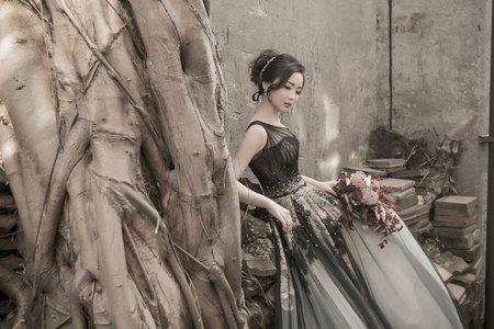 婚紗禮服單租     拍+訂+宴包套