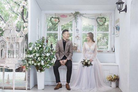 婚紗攝影結婚包套