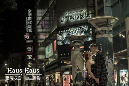 💙市區夜景婚紗*精選*<持續增加>韓風-帥氣-個性-唯美-浪漫-夜景-外景推薦 l HAUS ♥♥♥