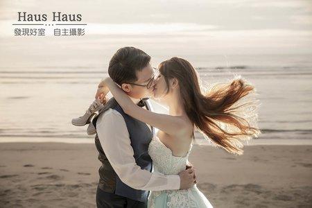 💙 內外景婚紗推薦 /韓系唯美/基地/海邊/夕陽 ♥ 心蘭 | HAUS客照