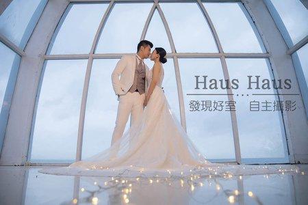 💙韓國新娘來台指定內外景推薦 ♥ 炫貞 | HAUS客照