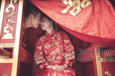 💙中國風婚紗*精選* 持續增加 l HAUS ♥♥♥