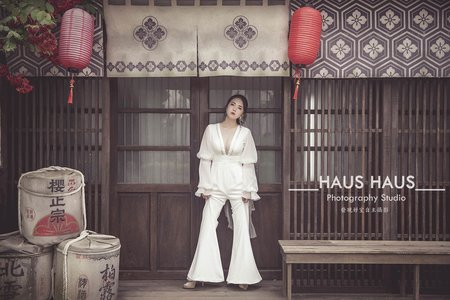 💙韓國新娘來台指定推薦 ♥ 炫貞 | HAUS客照