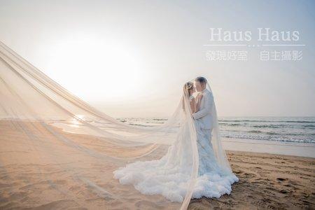 💙沙灘浪漫婚紗*精選* 持續增加 l HAUS ♥♥♥