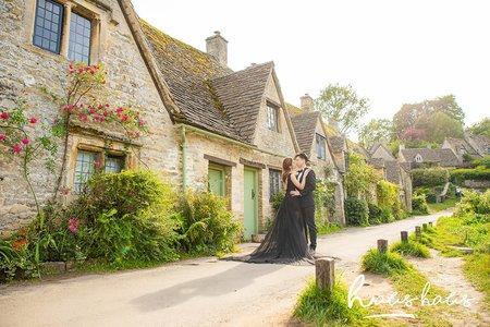💙海外旅拍婚紗 x 倫敦  | HAUS