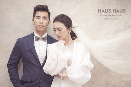 💙韓國新娘來台指定推薦 ♥ 炫貞【HAUS客照】