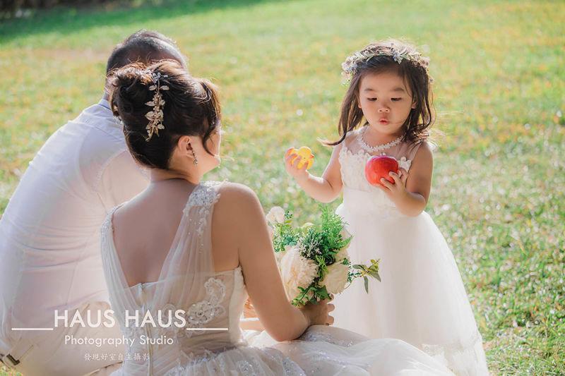 寶寶寫真,拍婚紗