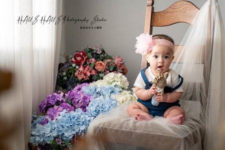 【精選 】兒童寶寶寫真 | HAUS HAUS