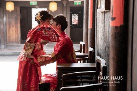 【每年精選】中國風婚紗
