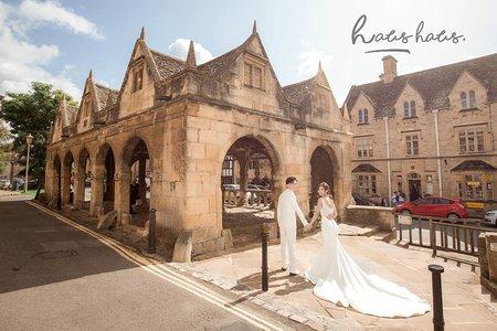 海外旅拍婚紗 x 倫敦  | HAUS