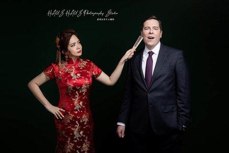 【每年精選】中國風婚紗 | HAUS客照
