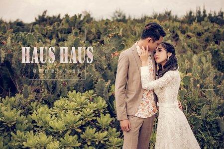 台灣峽谷婚紗  | HAUS樣照 |