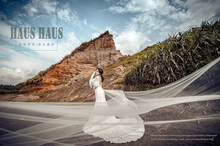 台灣峽谷婚紗    HAUS樣照  