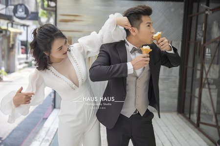 ♡韓國新娘來台指定推薦♡ 炫貞【HAUS客照】