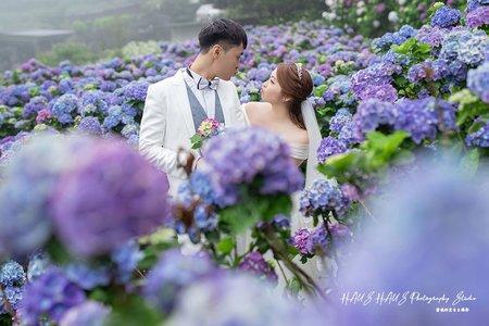 陽明山│婚紗景點|