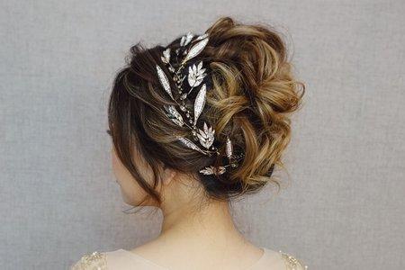 新娘髮妝造型