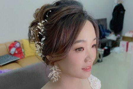新娘婚禮造型/小微