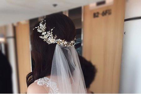新娘婚禮造型/kelly