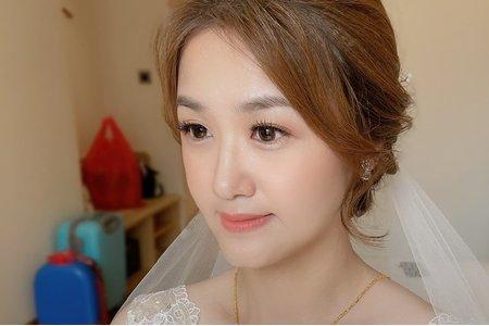 新娘婚禮造型/郁惠