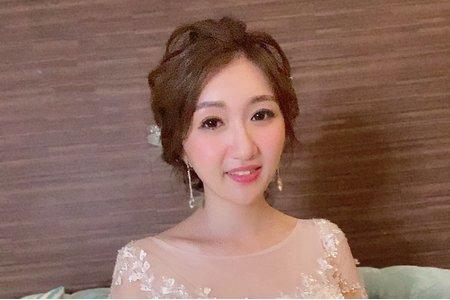 新娘婚禮造型/汶庭